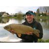 Les Thompson Fish O Mania Winner at Barford April 2008