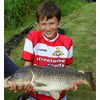July 08 Alex Bussey 14lb 6ozs caught from the Pleasure Lake on the pellet waggler