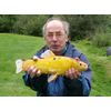 Father of David Collins Cubitt with Golden Tench Sept 2008