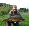 Shaun Sartin caught this 16lb 6ozs carp from the Pleasure Lake in September 2008