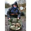 Tony Watling  Barfordtackle com  Winner of Match One on the 2009 Jan   April Winter League on Railway with 74lb 11ozs