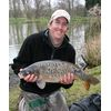 2 4 09 Warren Martin  Lewis Anglers World  with 147lb catch from the Match Lake
