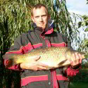 Alan Winterton lands a 16lb 1oz carp