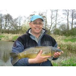 Mick Godfrey Nice Fish